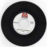 Al Bell - Babylon A Cannibal / version (Micron) US 7""